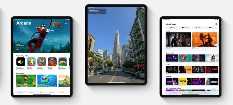 Apple iPadOS Update für iPads
