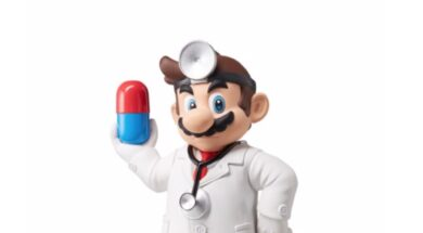 Dr. Mario World Titel