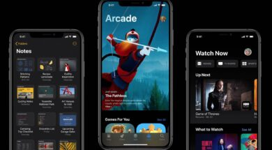 Apple iOS 13 Update Features