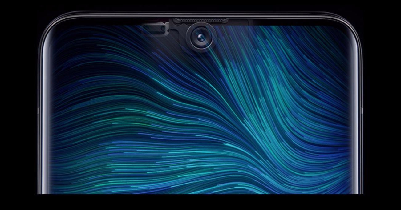 Oppo Under-Screen-Camera: Randloses Traum-Display wird Realität