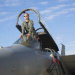 Carol Danvers im Kampfjet