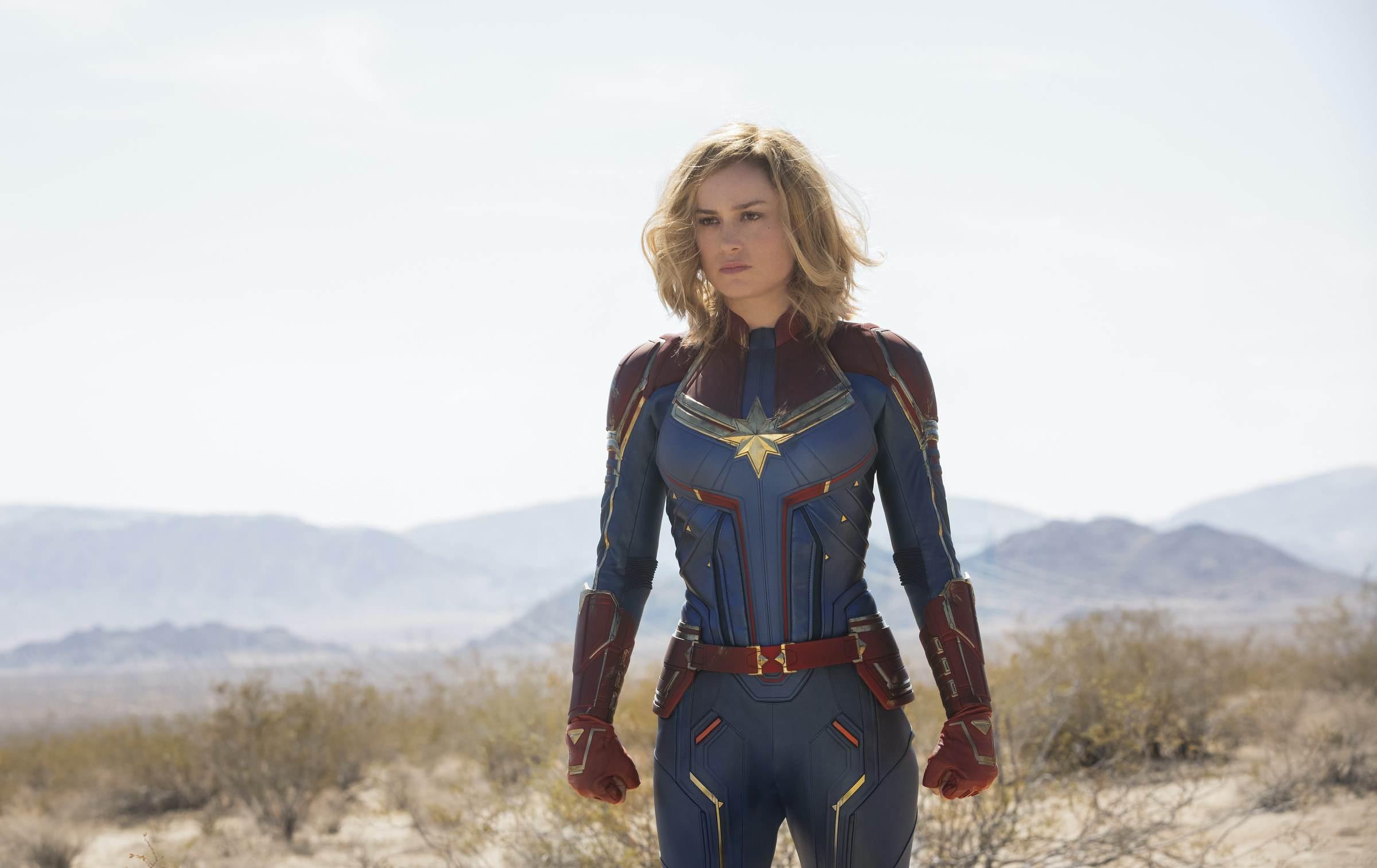 Review: Captain Marvel – Ein Höhepunkt ohne wirkliche Höhepunkte
