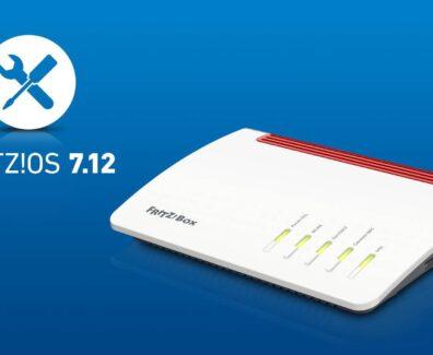 FRITZ!OS Update: AVM rollt Version 7.12 für FRITZ!Box 7590 aus