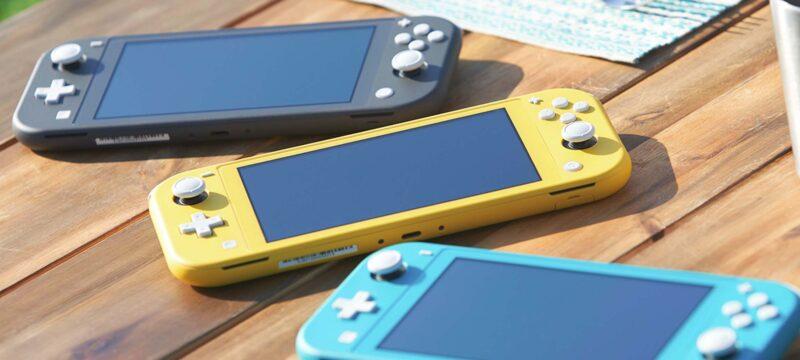Nintendo Switch Lite – Kleineres Modell offiziell vorgestellt – 1