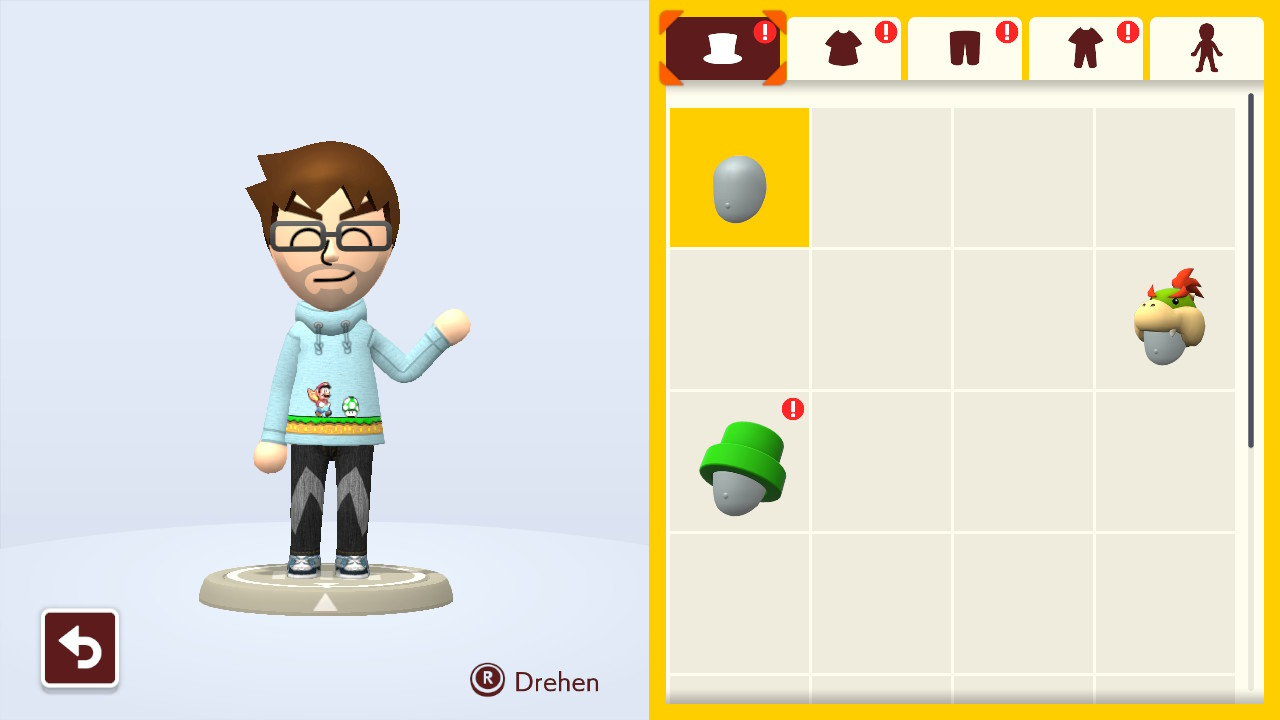 Super Mario Maker 2 Outfits