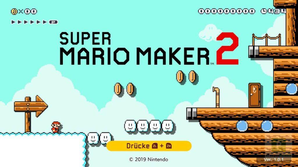 Super Mario Maker 2 im Test