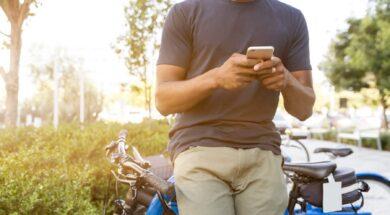 Smartphone vor der Sonne schützen
