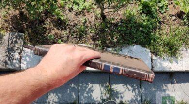 BookBook fürs iPad Pro – Kultige Huelle fürs iPad