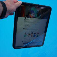 Waterproof Caser for 12.9″ iPad Pro