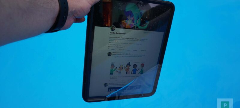Waterproof Caser for 12.9″ iPad Pro