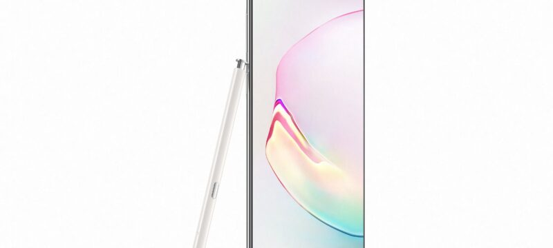 Samsung Galaxy Note 10 Serie mit Monster-Display vorgestellt