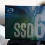 Intel 660P SSD Verpackung
