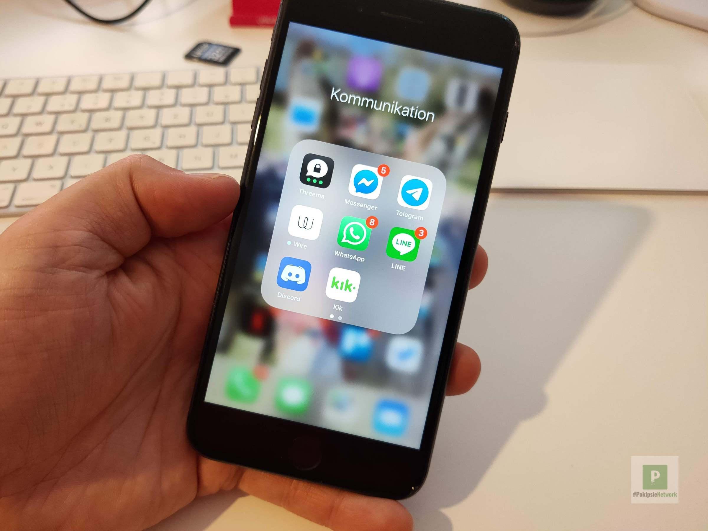 Messenger Übersicht – Diese Apps gibt es, wir haben sie ausprobiert