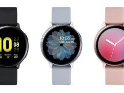 Samsung Galaxy Watch Active 2 – Wearable mit mehr Wohlbefinden
