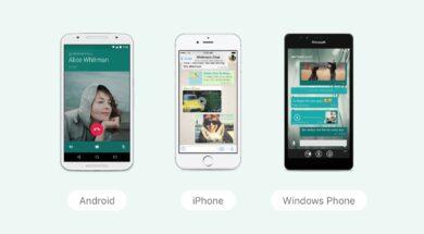 WhatsApp-Funktion – Kommen bald plattformuebergreifende Chatverlaeufe