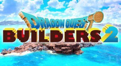 Dragon Quest Builders 2 Titelbild