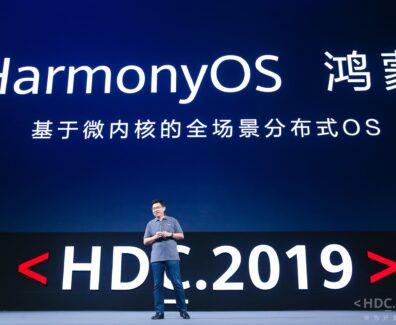 Huawei HarmonyOS HDC 2019