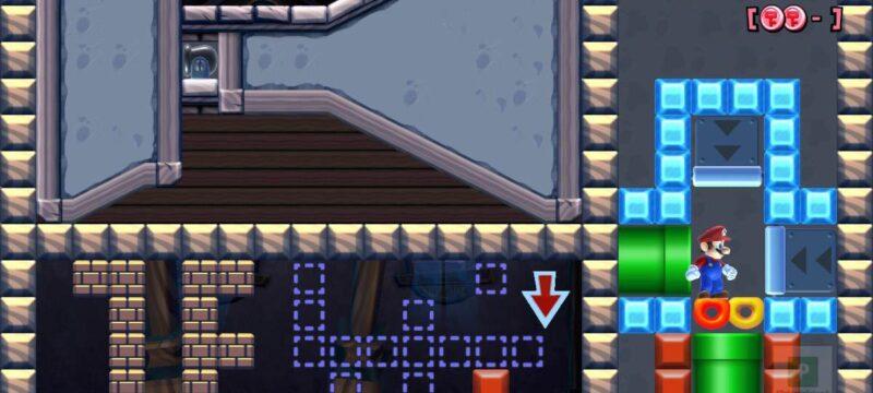 Super Mario Maker 2 3D-Level