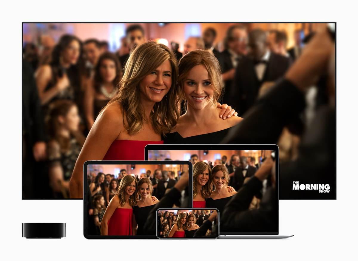 Apple TV+ zum Kampfpreis – Ein Jahr kostenlos beim Kauf neuer Apple Hardware
