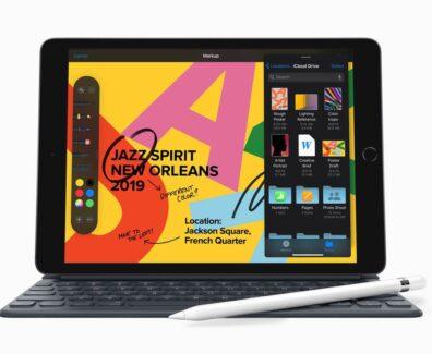 iPad der 7. Generation wächst auf 10.2