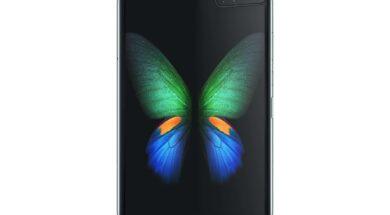 Samsung Galaxy Fold 5G Front