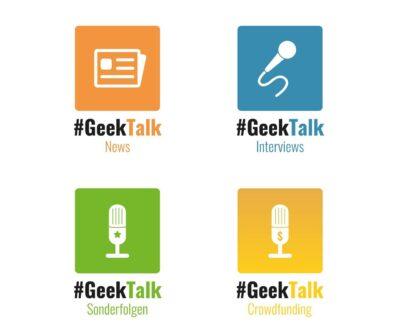 Die #GeekTalk Podcast Formate