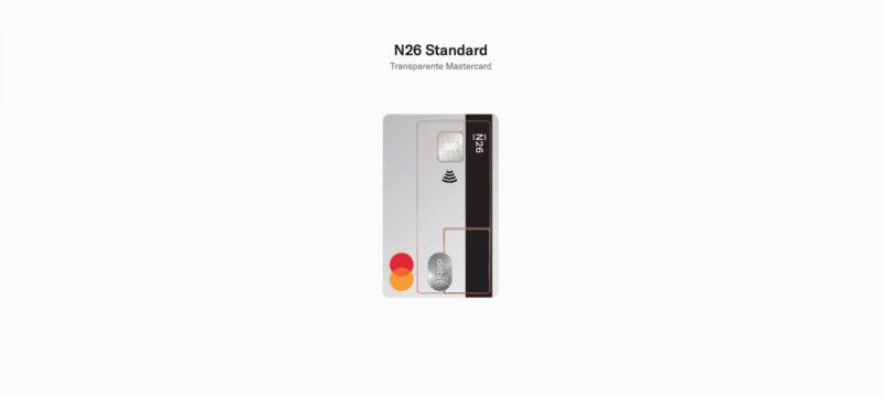 N26 Ab sofort auch in der Schweiz