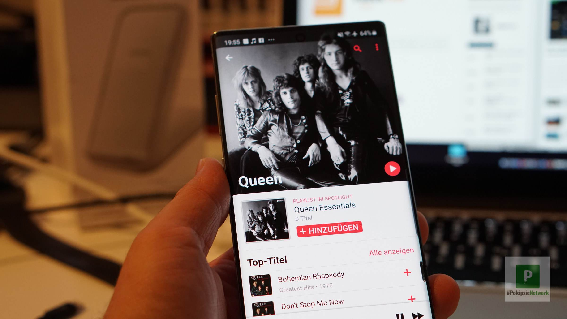 Musik hören von Queen