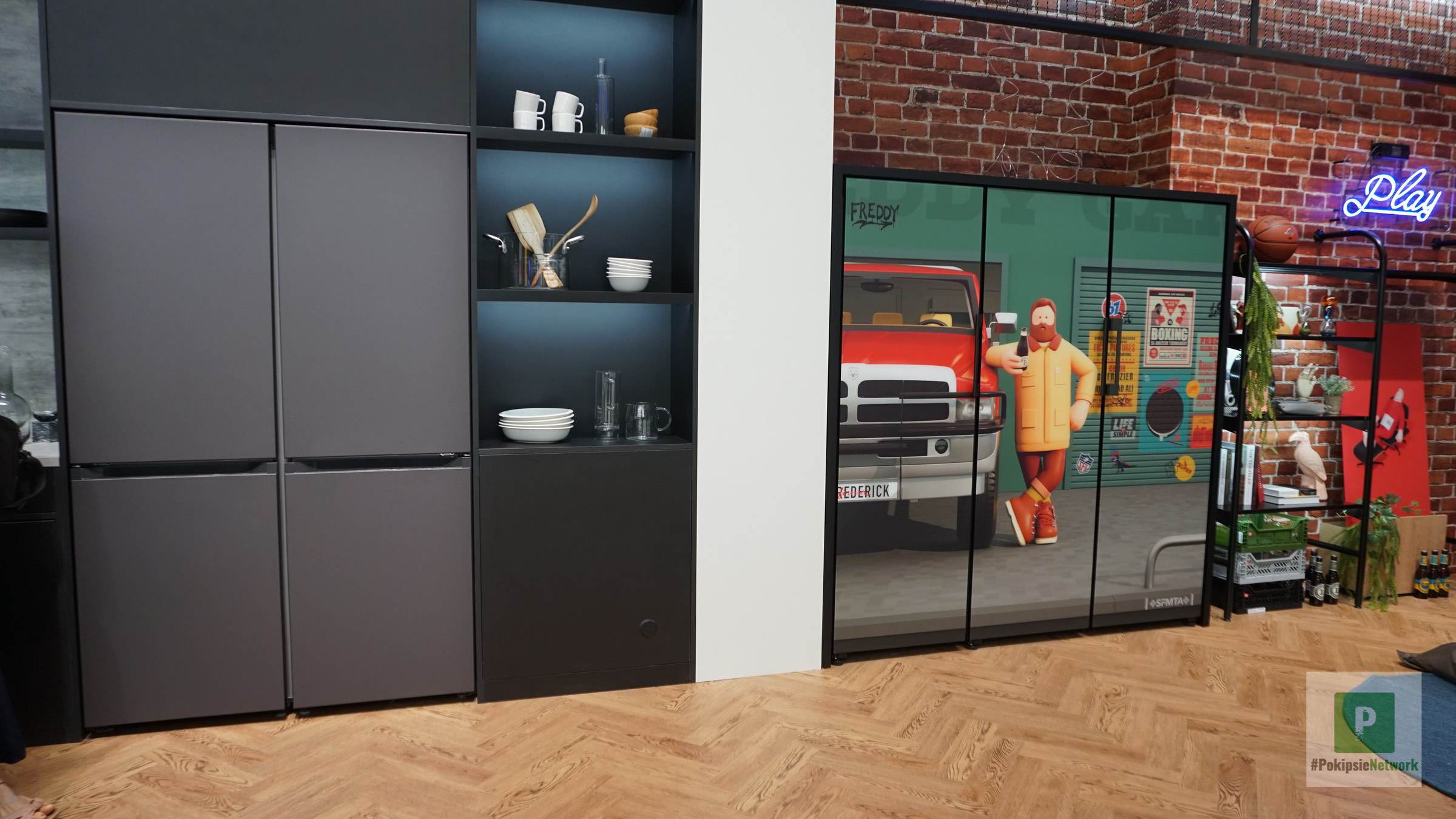 Samsung Modulare Kühlschränke