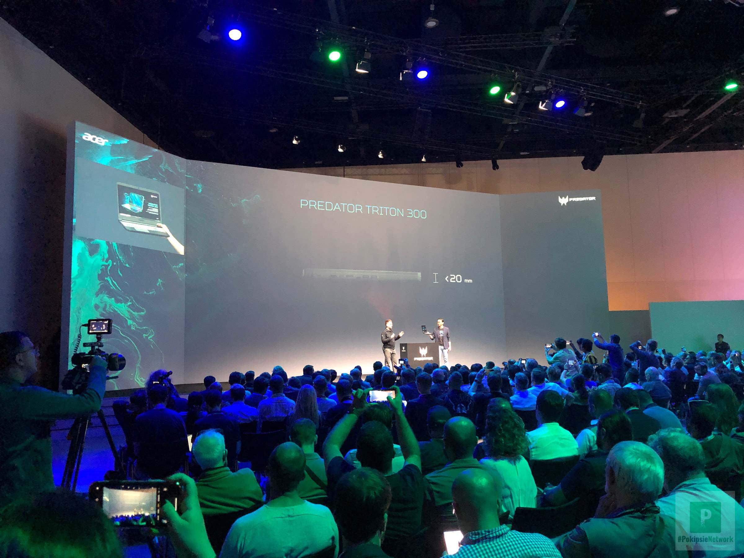 Acer Predator Triton: Neues Gaming-Notebook mit 300 Hz Display #IFA2019