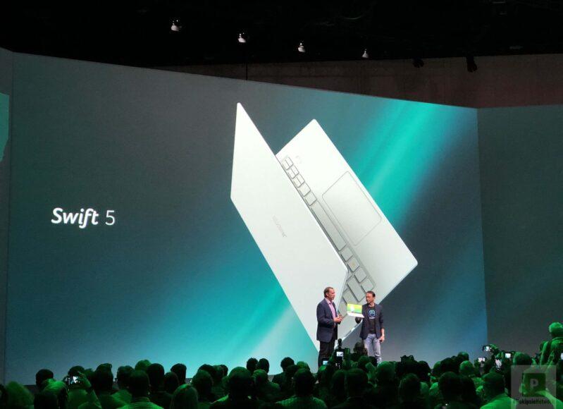 Acer Swift 5 Vorstellung