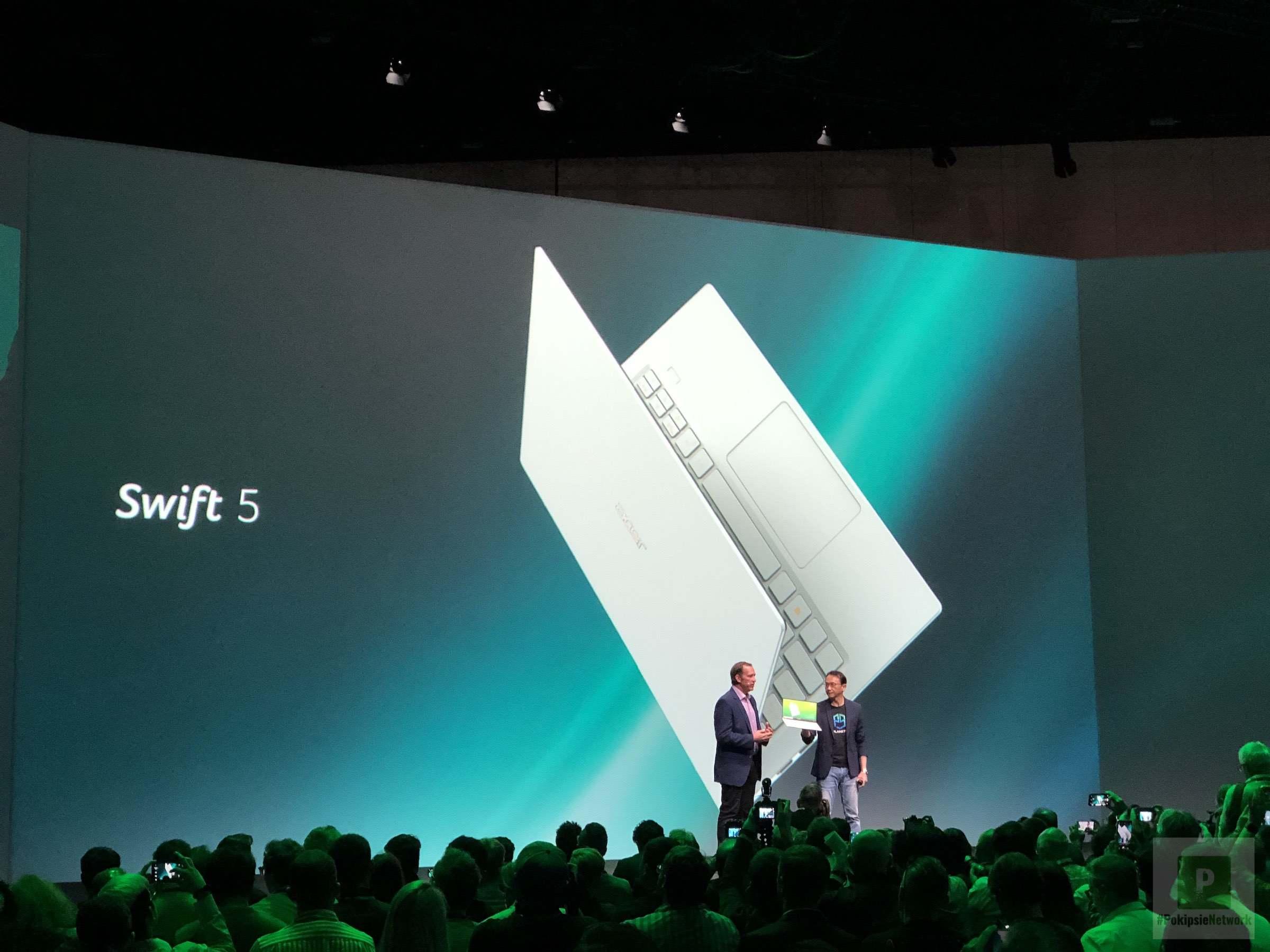 Acer Swift 5: Hersteller stellt viele neue Geräte vor #IFA2019