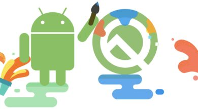 Google Android 10 Titel
