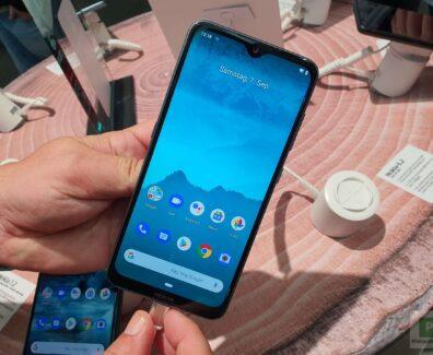 Nokia 6.2 Front