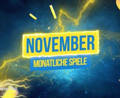 PS Plus im November 2019 Titel