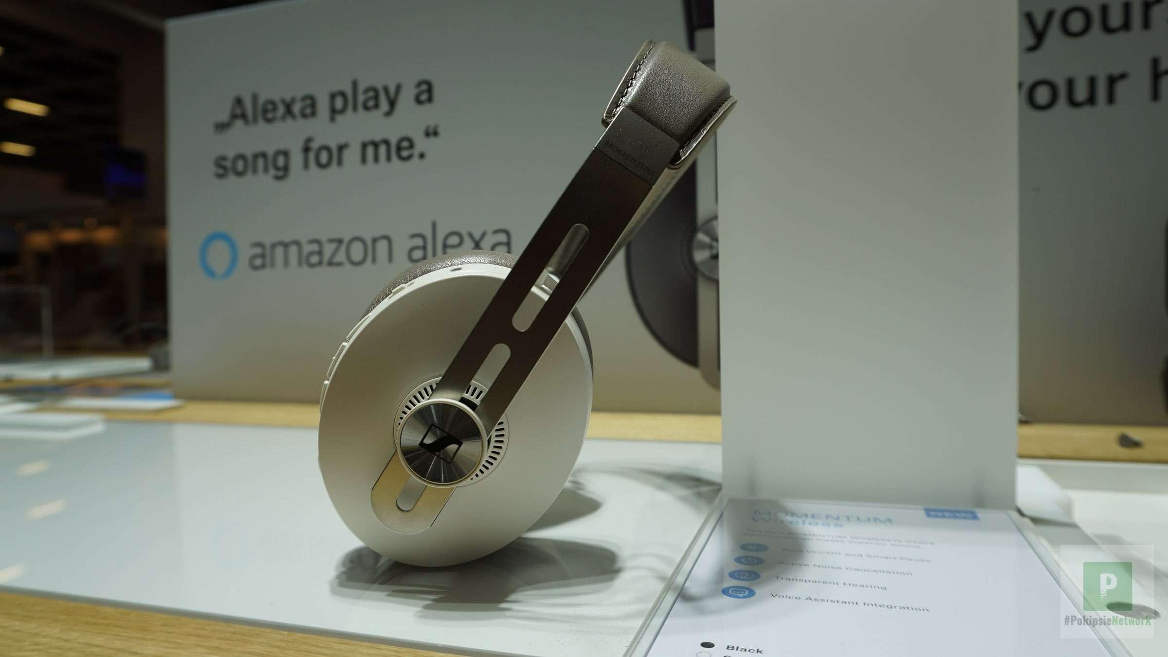 Sennheiser Momentum Wireless: Neuer ANC-Kopfhörer auf der #IFA2019
