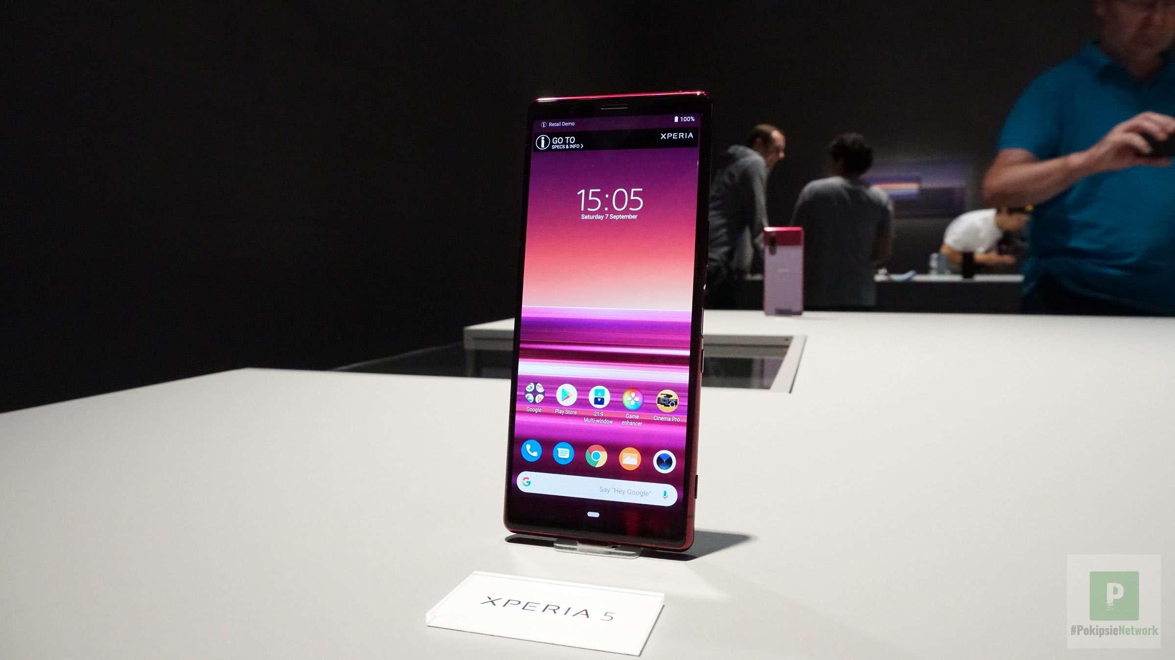 Sony Xperia 5 nun auch offiziell in der Schweiz erhältlich