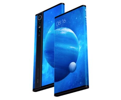 Xiaomi Mi Mix Alpha Press