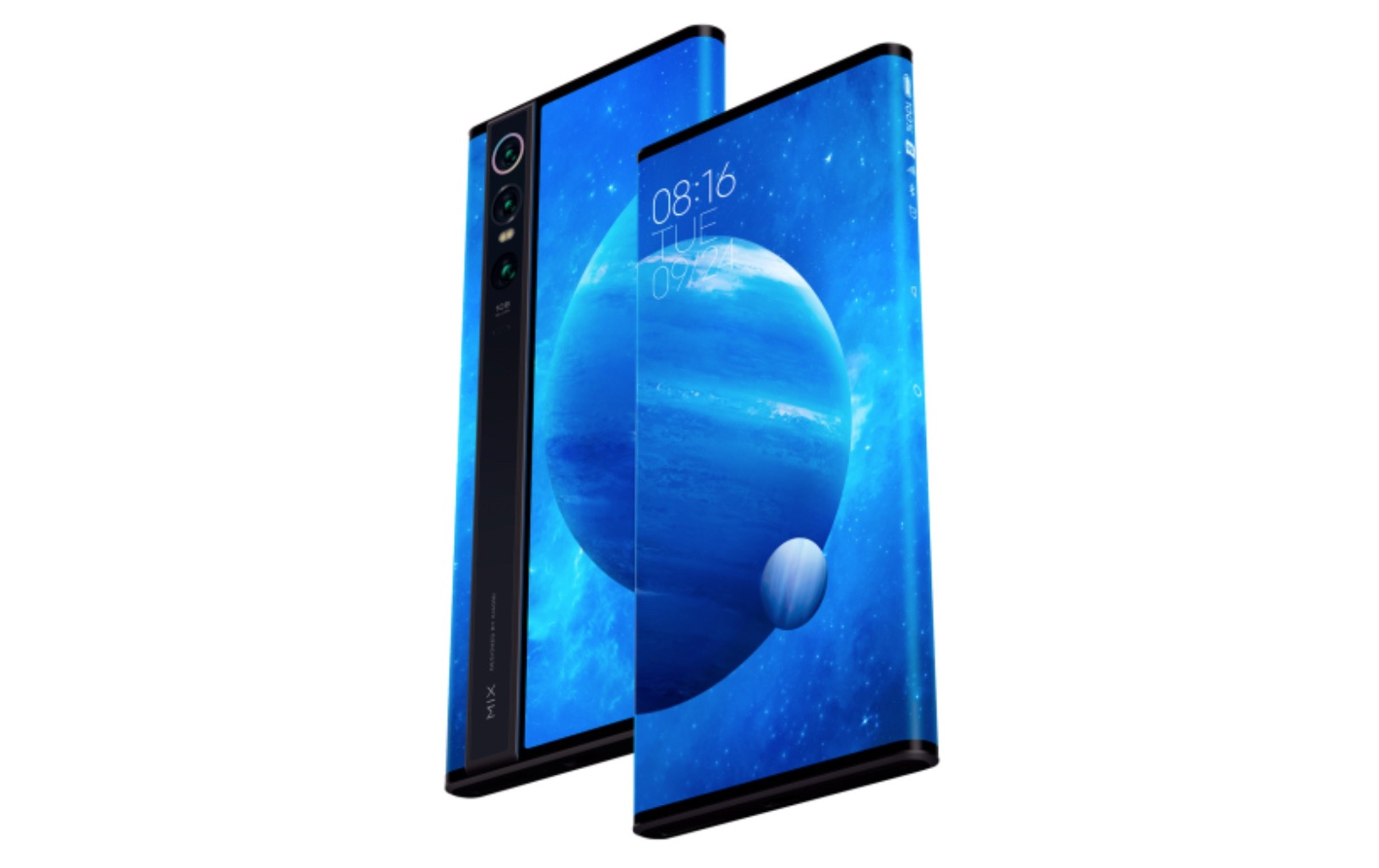 Xiaomi Mi Mix Alpha: Das surreale Surround-Display-Smartphone