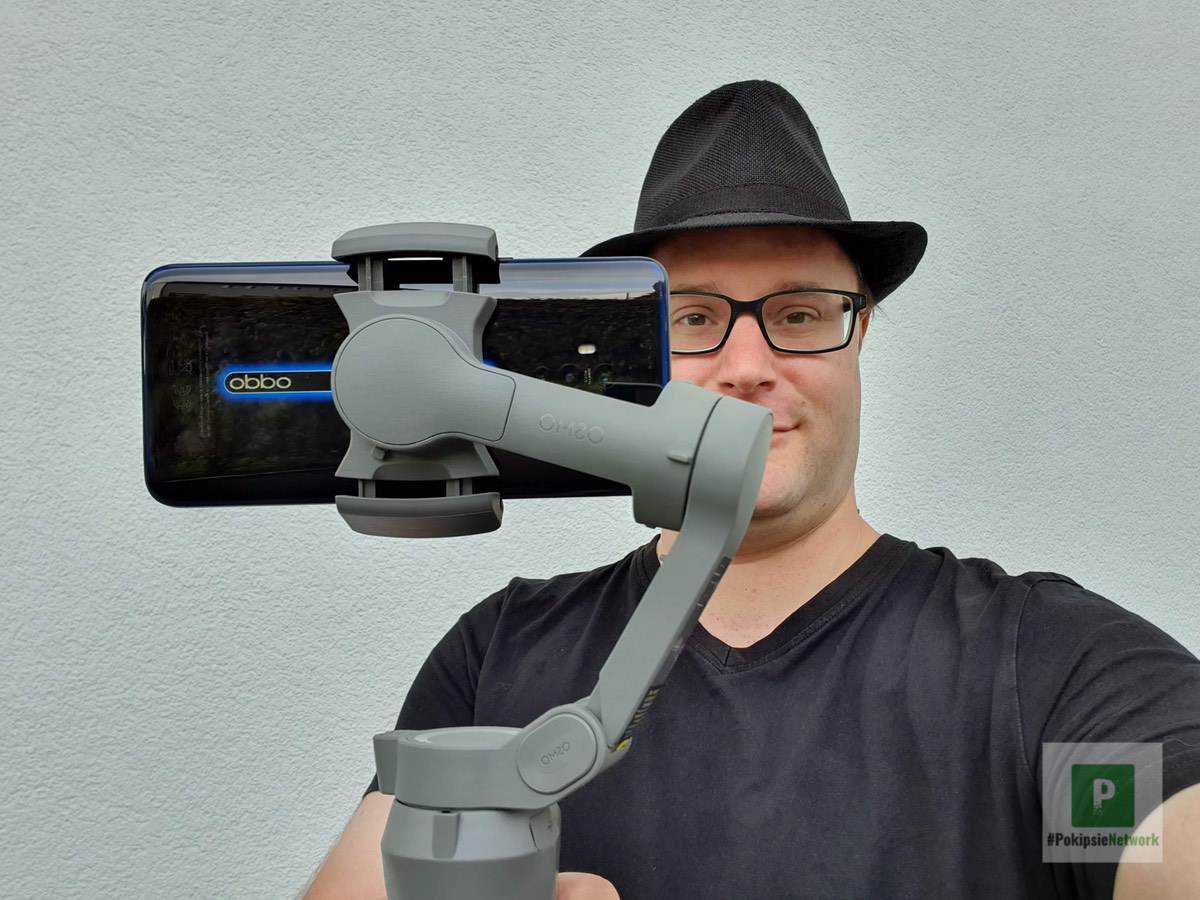 Test: DJI Osmo Mobile 3 (Combo) – Ruhige Smartphone-Videos