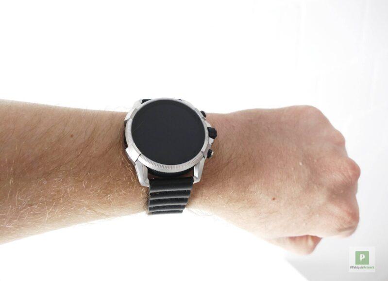 Fossil baut Smartwatch für Diesel Fans