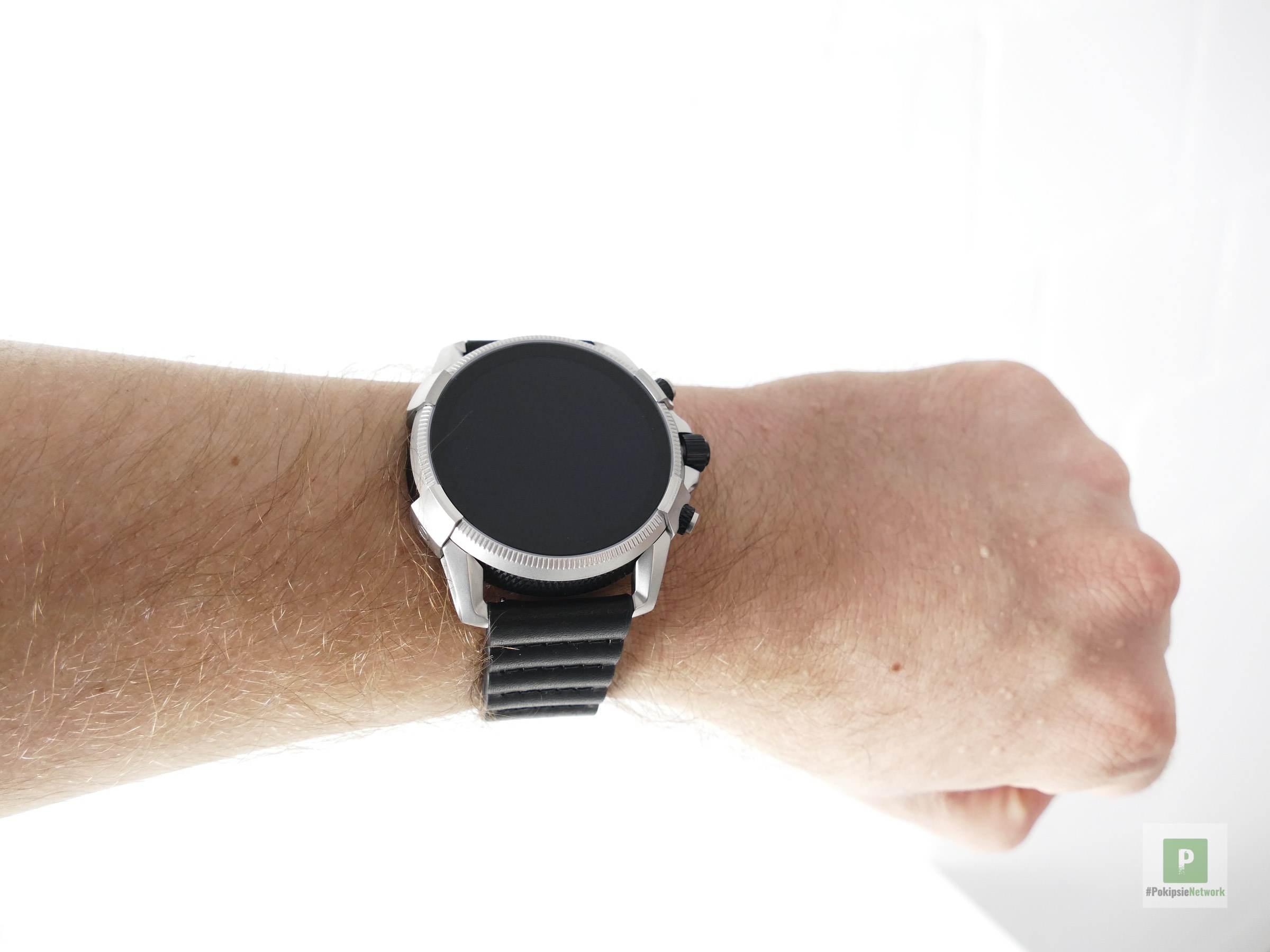 Diesel OnSmartwatch – Fossil baut Smartwatch für Diesel Fans