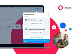Opera Tracker Blocker