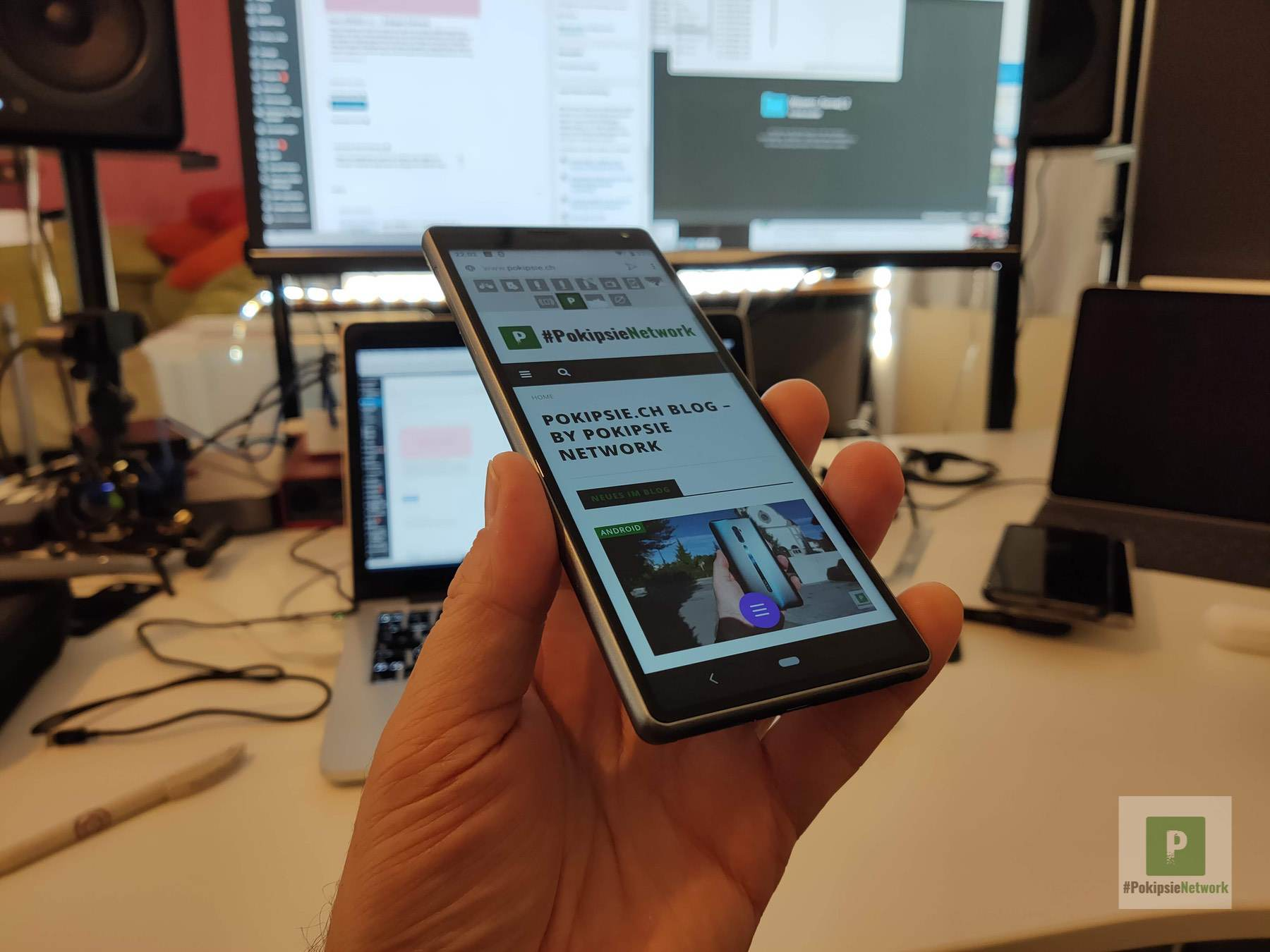 Sony XPERIA 10 im Test – Sony auf Abwegen beim Mittelklasse-Smartphone