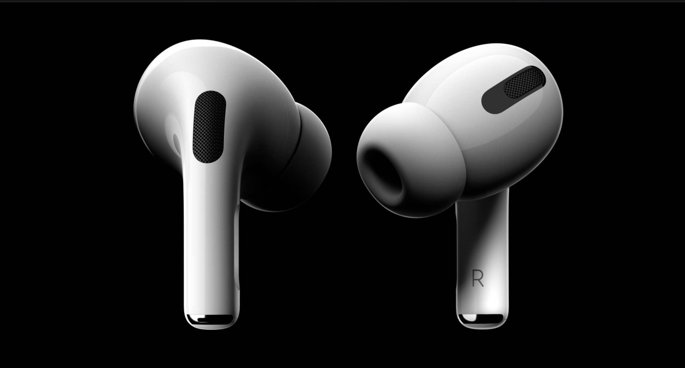 Apple AirPods Pro: Neue True Wireless Kopfhörer offiziell vorgestellt