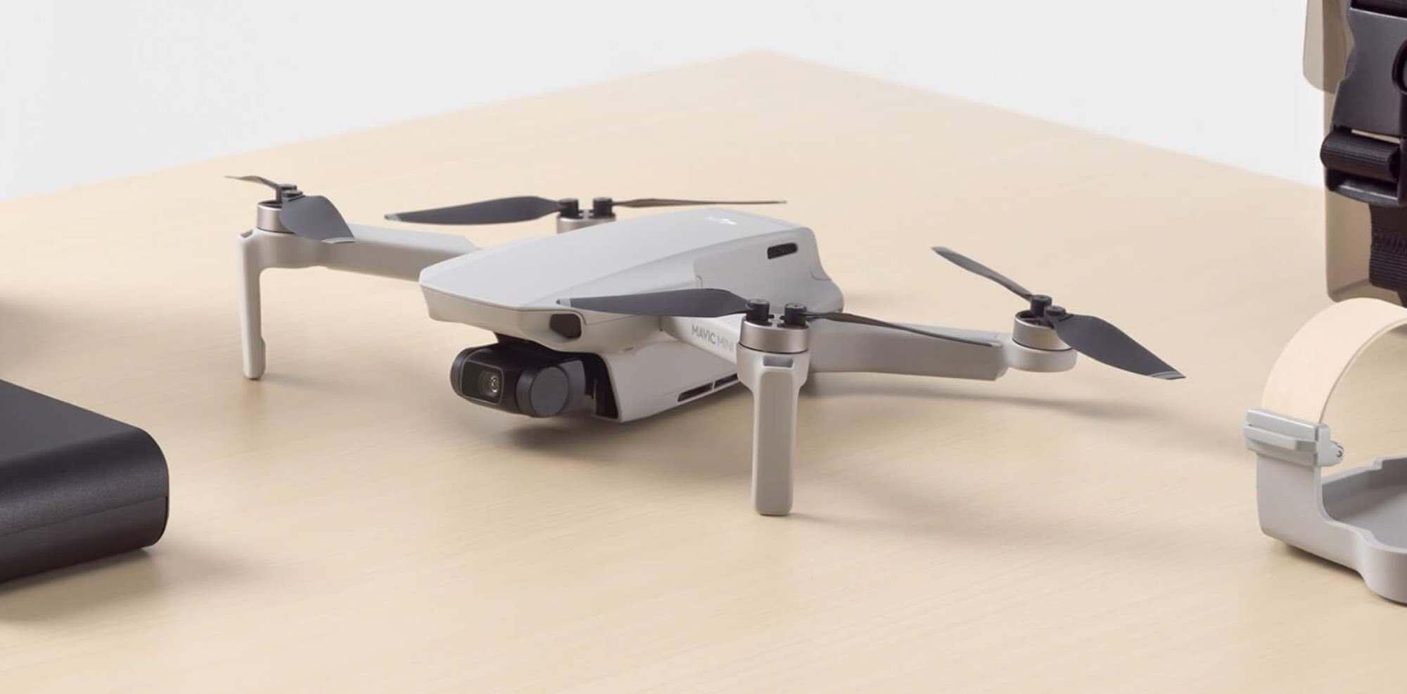 DJI Mavic Mini: Die leichteste Kamera-Drohne offiziell vorgestellt