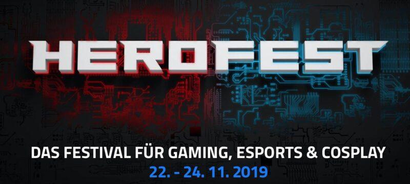 HeroFest 2019 Logo