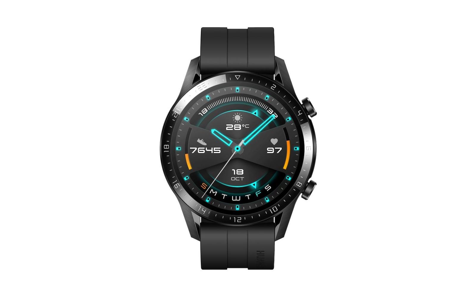 Huawei Watch GT 2 und FreeBuds 3: Neue Smartwatch und Kopfhörer