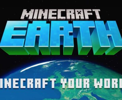 Minecraft Earth AR-Game