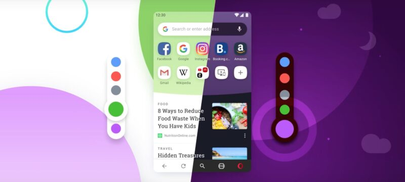 Opera 54 Android